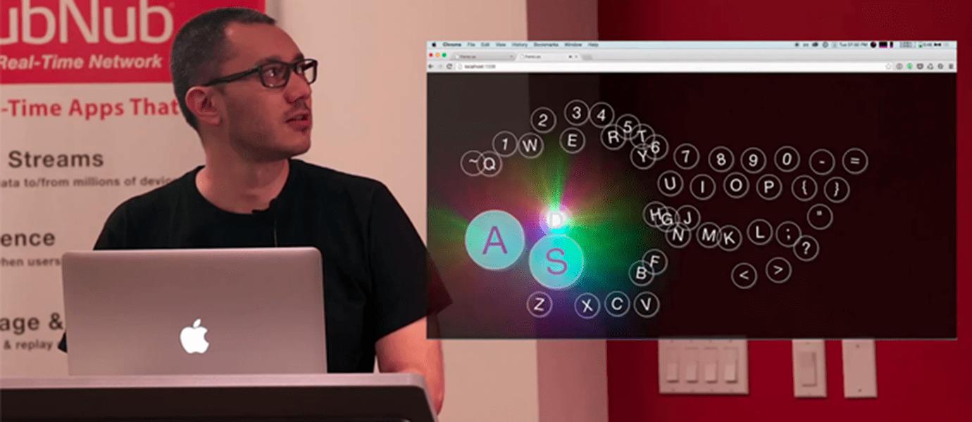 WebGL, DOM, and Physics w/ Famo.us Mixed Mode