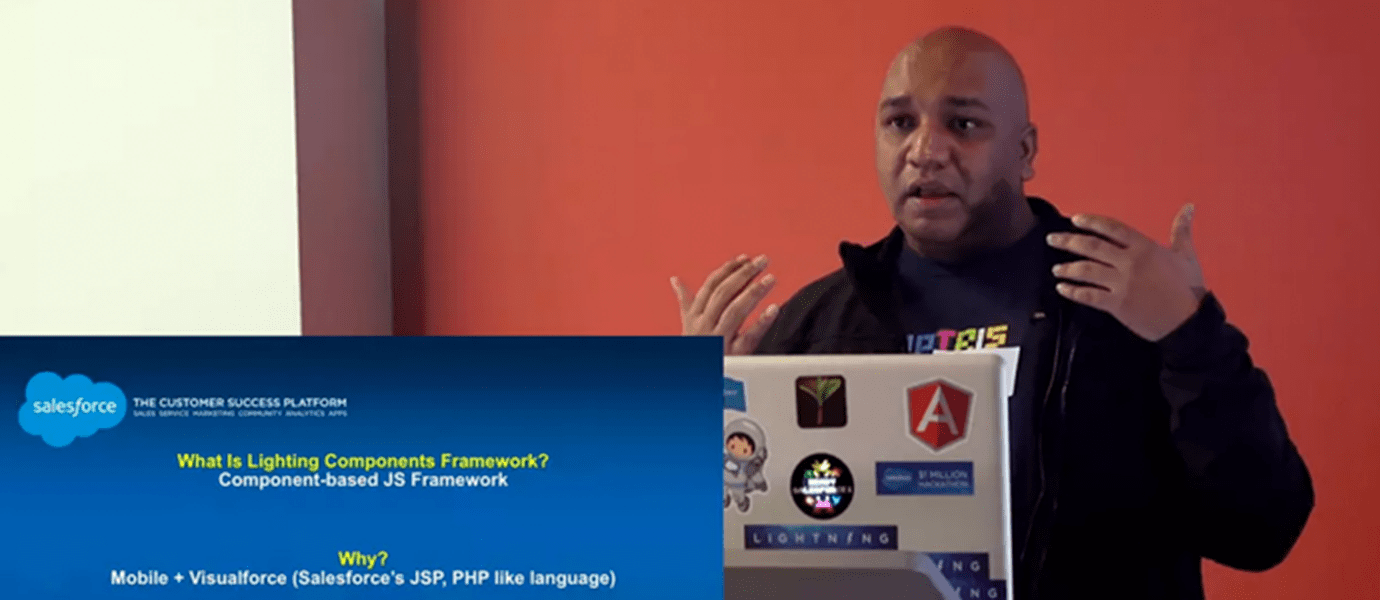 Building Web & Mobile Applications Using Web Components