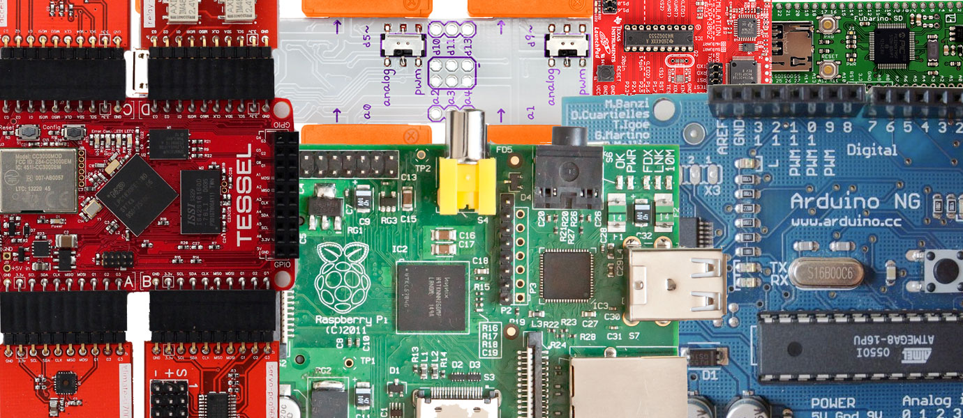 Embedded Device Tutorials: Raspberry Pi, Arduino, and more…