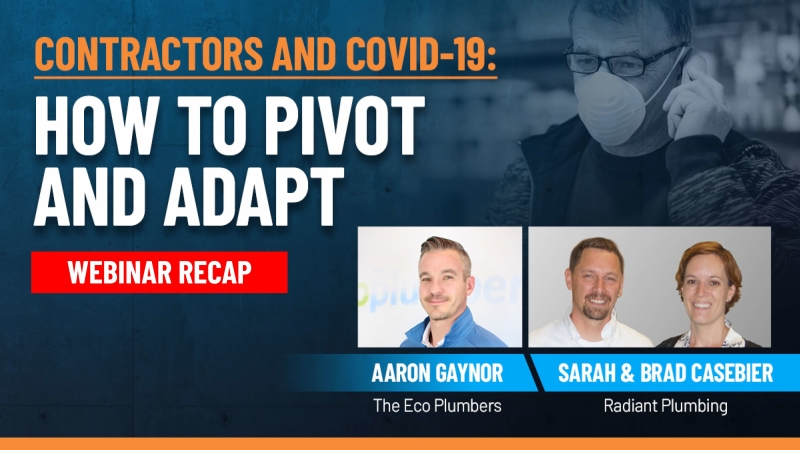 Pivot and Adapt COVID-19 Webinar Recap Feature