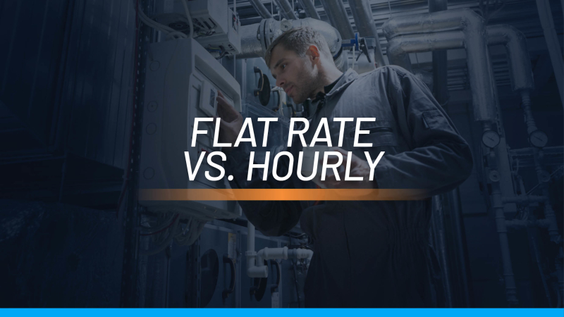 Flat Rate Vs Hourly Feature