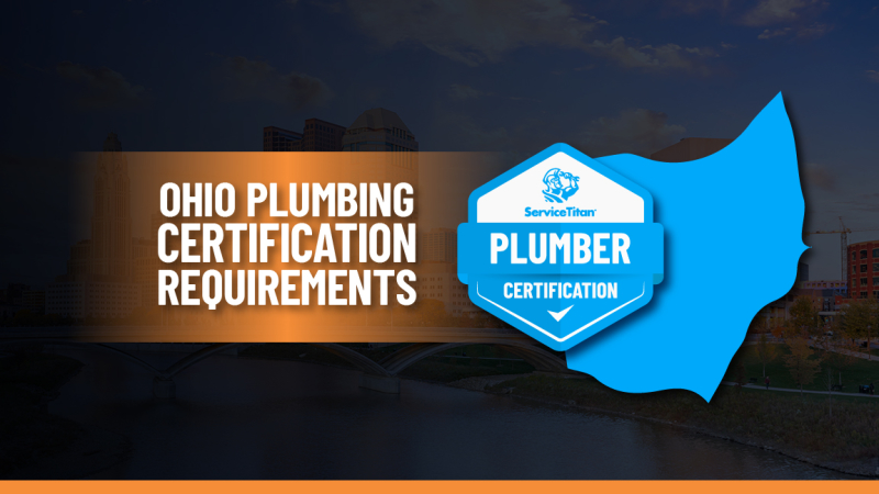 Ohio Plumbing License: How to Become a Plumber in Ohio