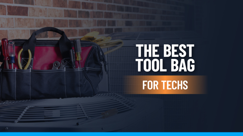 Best Tech Tool Bag Feature
