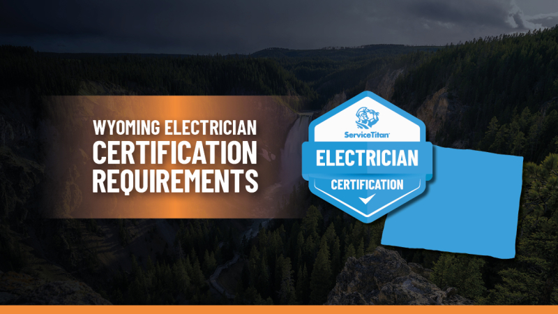 Wyoming Electrical License: How to Become an Electrician in Wyoming