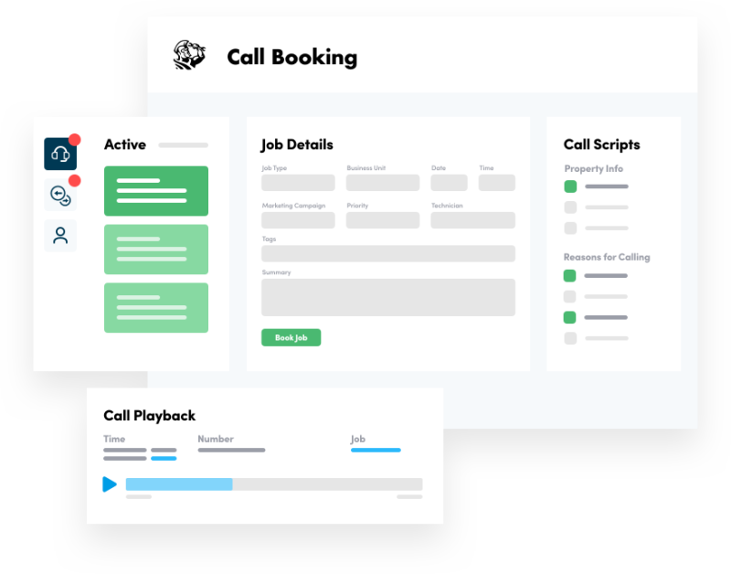 call-booking-software-job-details
