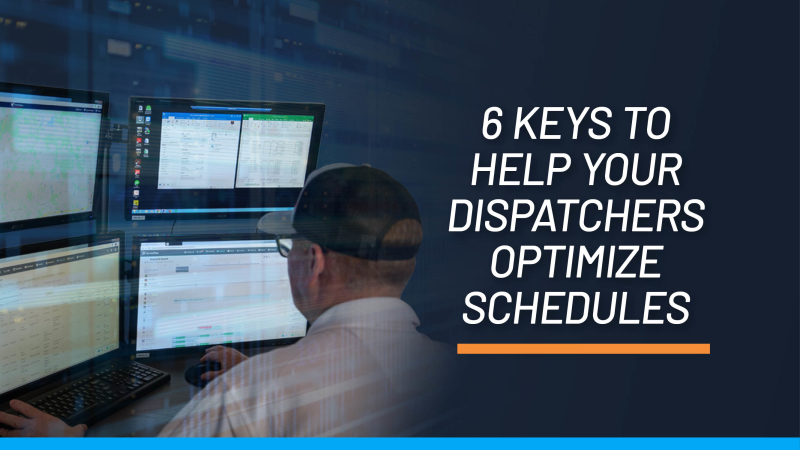 Dispatching Tips Feature