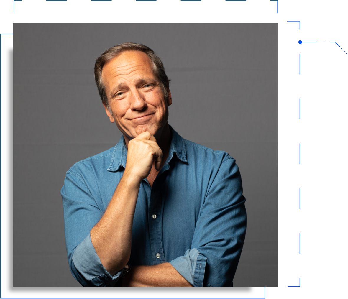 Pantheon Welcomes Special Guest… Mike Rowe!