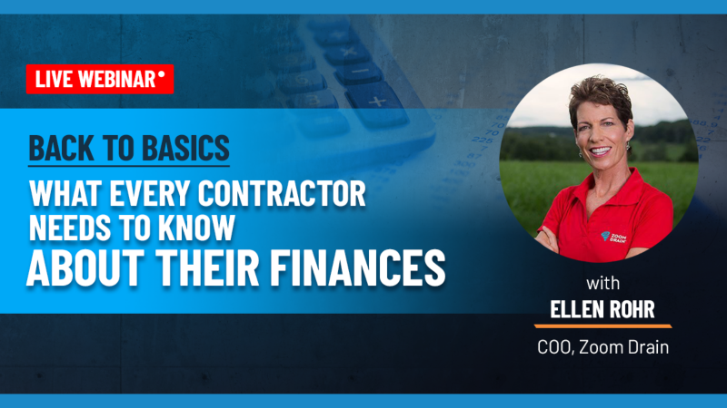 What Every Contractor Needs to Know About Their Finances