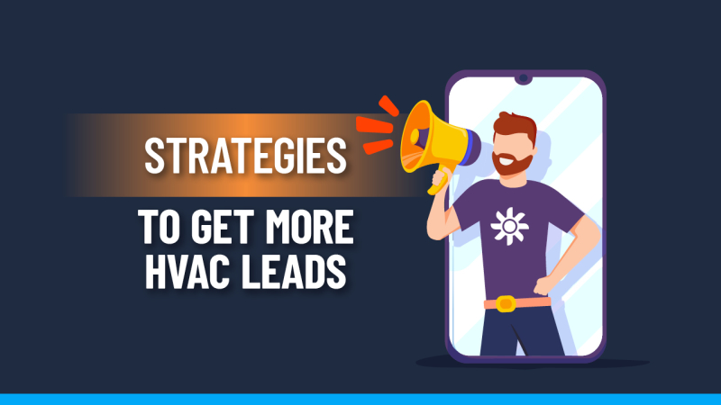 How to get more hvac leads feature