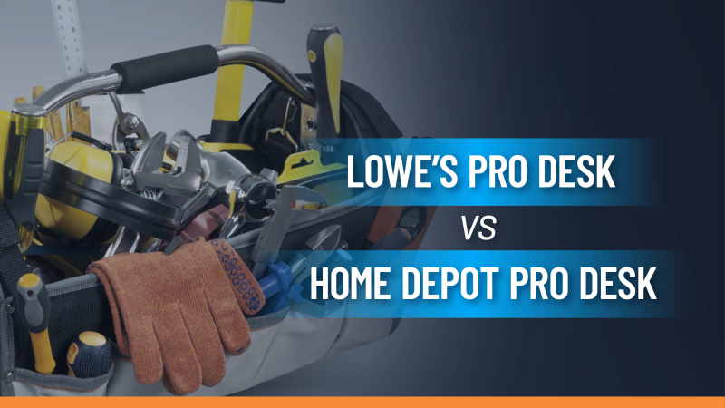 Lowes Vs Home Depot ProDesk Feature