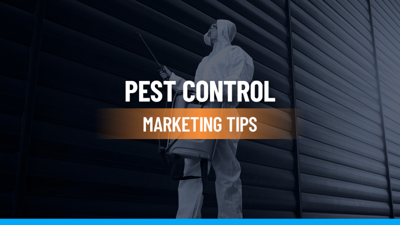 Pest Control Marketing blog feature