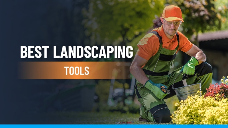 Best Landscaping Tools Feature