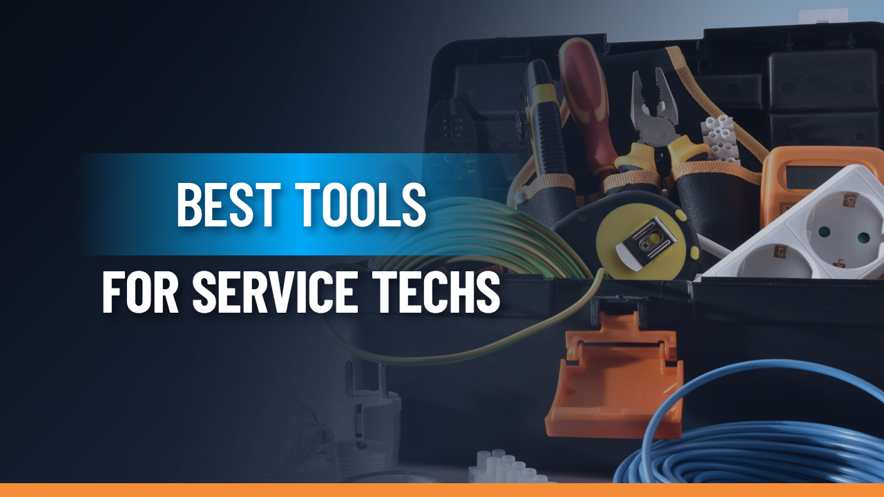 32 Essential Hvac Tools That Every Service Tech Needs