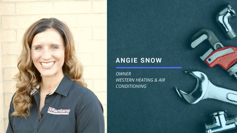 Women in the Trades: Angie Snow