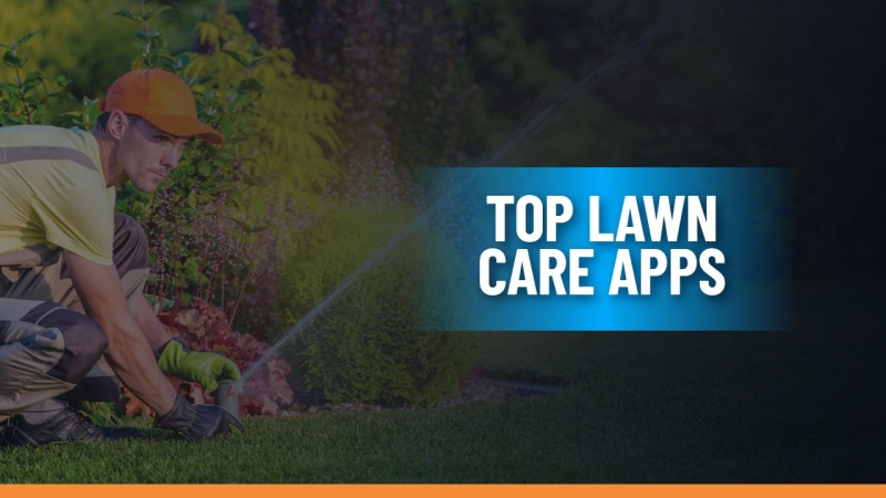 Lawn Care Apps Feature
