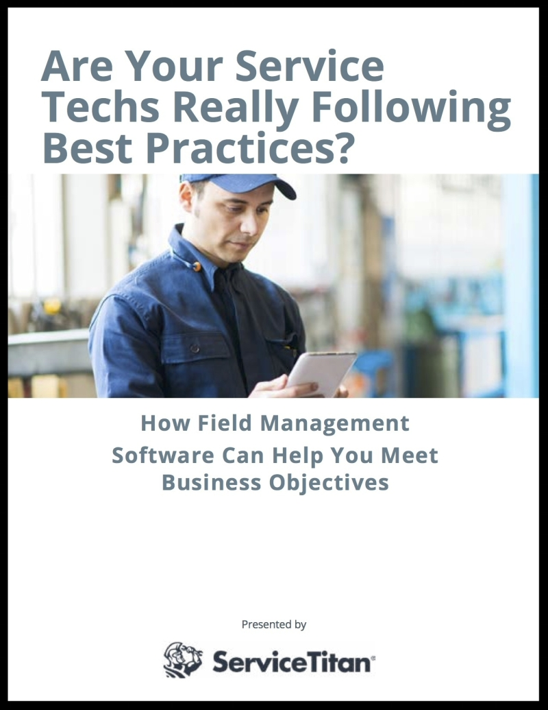 Are Your Service Techs Really Following Best Practices Cover 2-424878-edited