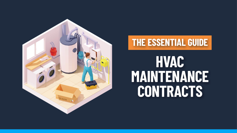 HVAC Service Contract Feature