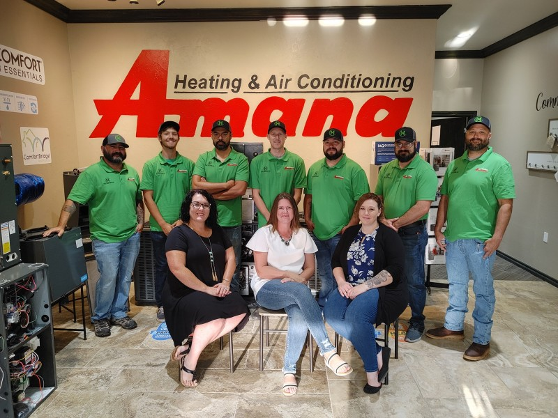 HVAC Solutions LLC team photo