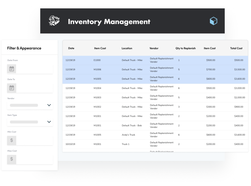 elevator-inventory-tracking-software