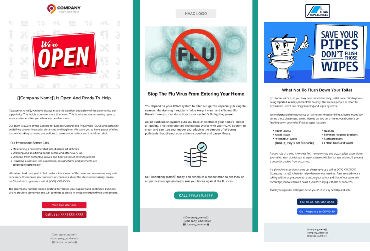 Playbook - Launch indoor air quality (MarketingPro Email Templates)