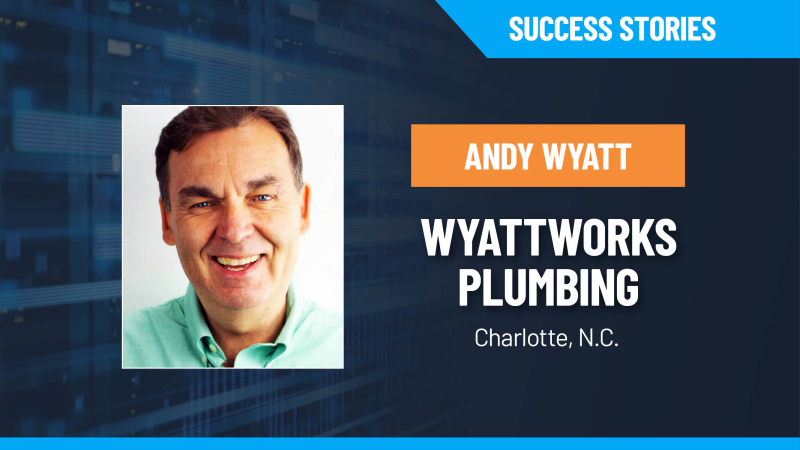 WyattWorks Plumbing Adapts to Fully-Remote Using ServiceTitan