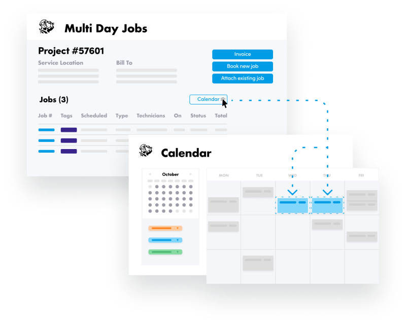 dispatch-software-multi-day-job-filter