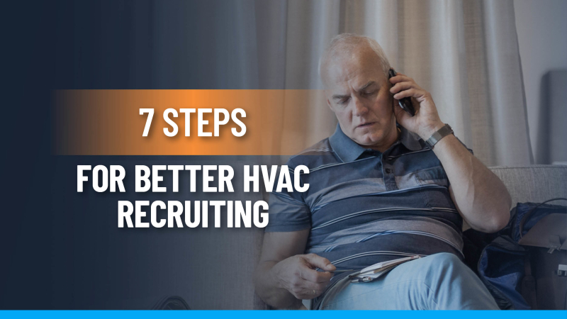 Hvac Recruiting Feature
