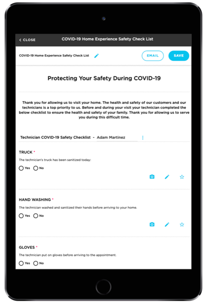 Playbook - Enforce safety