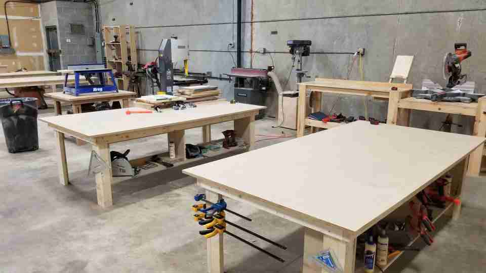 NewShop-2 - Custom Solid Wood Furniture in Vancouver Lower Mainland
