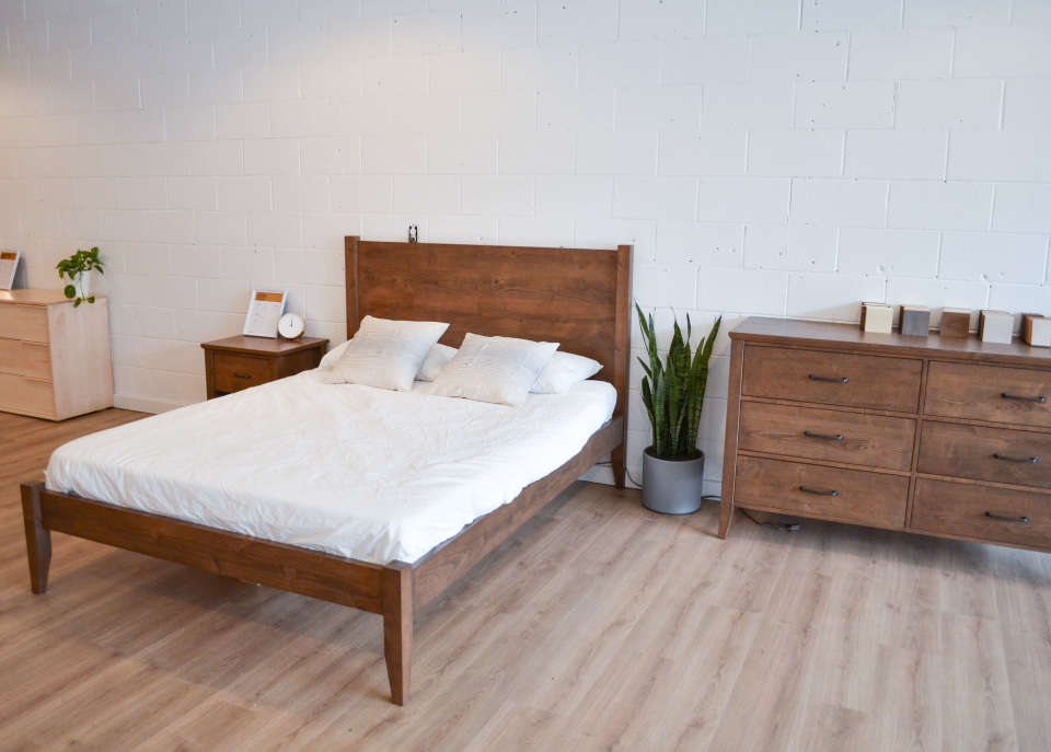Solid Wood Bedroom Furniture | Bath Built Custom Furniture 2019