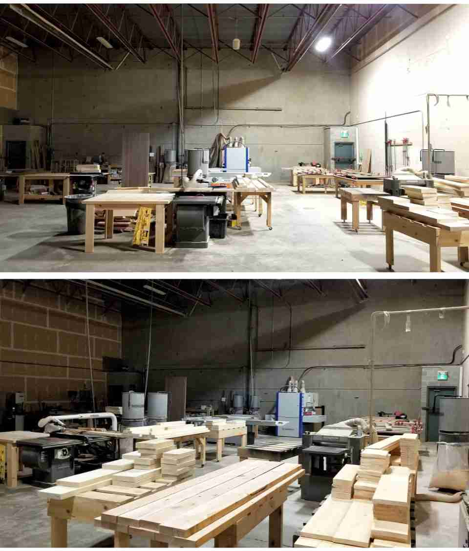 Manufacturing-3 - Custom Solid Wood Furniture in Vancouver Lower Mainland