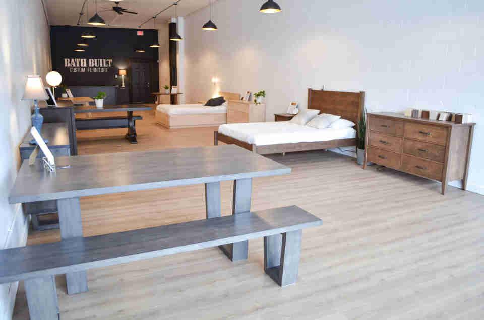 Showroom-2 - Custom Solid Wood Furniture in Vancouver Lower Mainland
