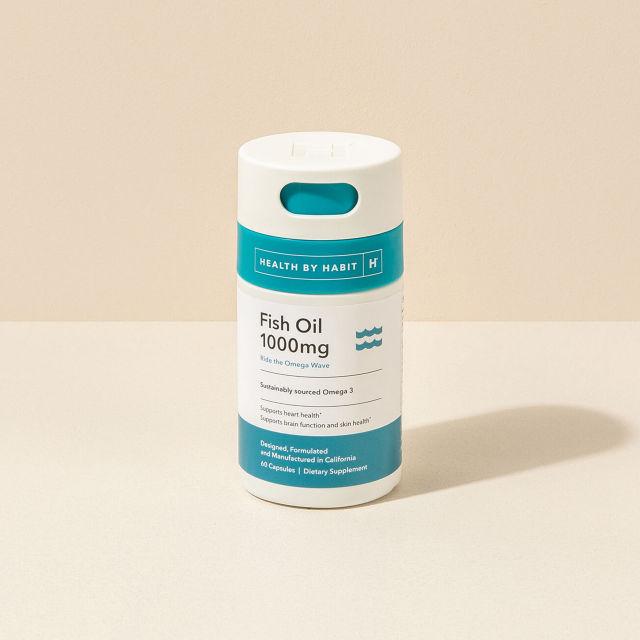 HealthByHabit - Fish oil