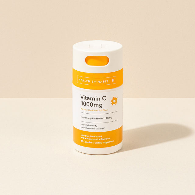 HealthByHabit - Vitamin C
