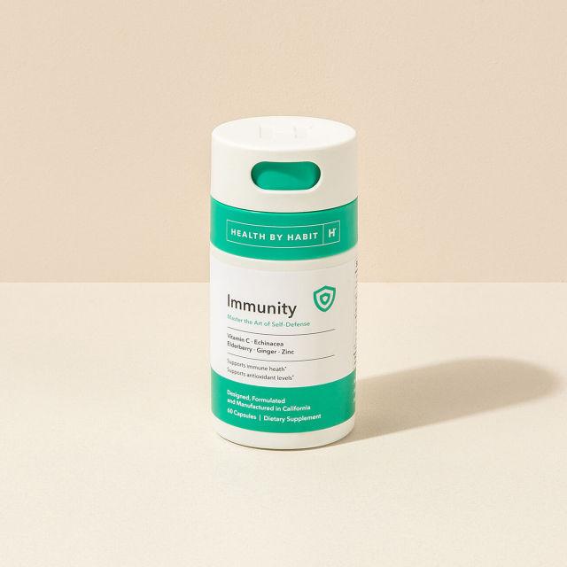 HealthByHabit - Immunity
