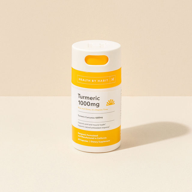 HealthByHabit - Turmeric