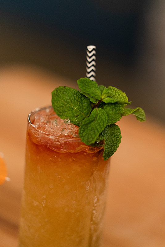 Queen's Park Swizzle Recipe