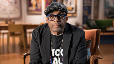 Spike Lee Looking at the Camera - SL