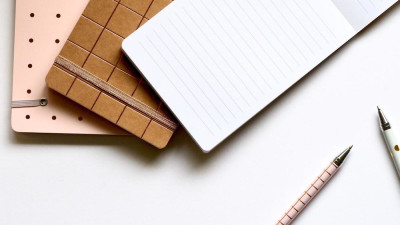 Notebooks for writing