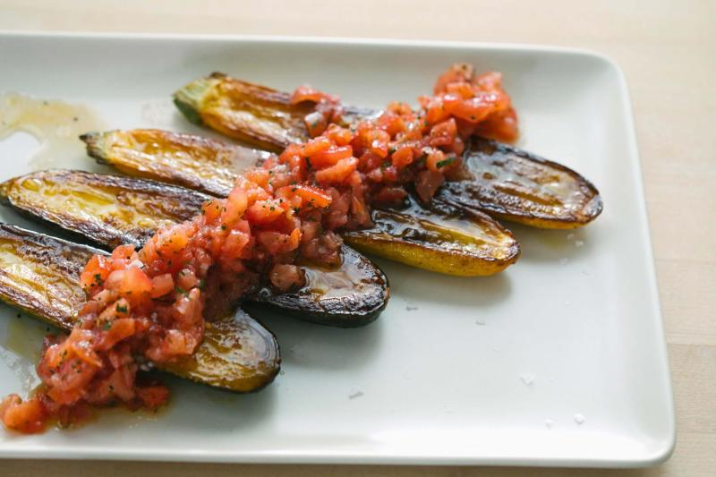 How To Roast Zucchini In The Oven With Thomas Keller 2019