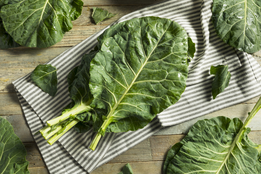 What Are Collard Greens? How to Cook Collard Greens, and Chef ...