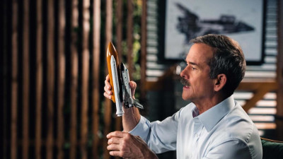 chris hadfield rocket