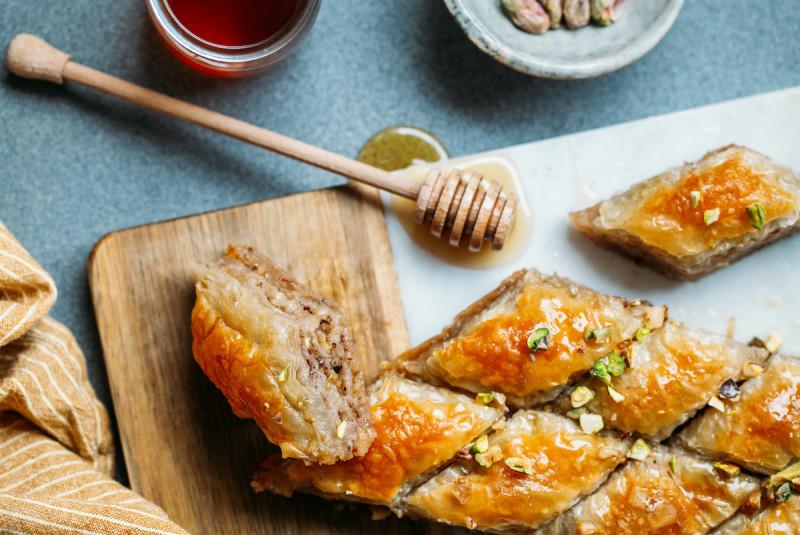 How To Make Baklava Perfectly Flaky Baklava Recipe 2021 Masterclass