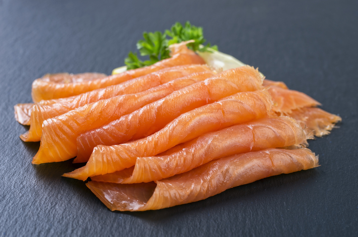 Lox and Smoked Salmon