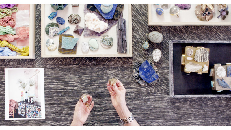 Kelly Wearstler's 5 Tips for Creating a Vibe Tray