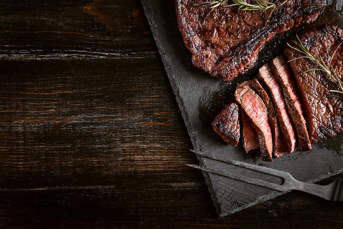 "Znalezione obrazy dla zapytania: reverse-seared rib eye tasty channel expensive steak"""