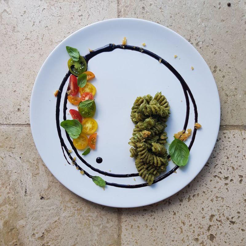 Breadcrumb Pesto by Paulina Strapkova
