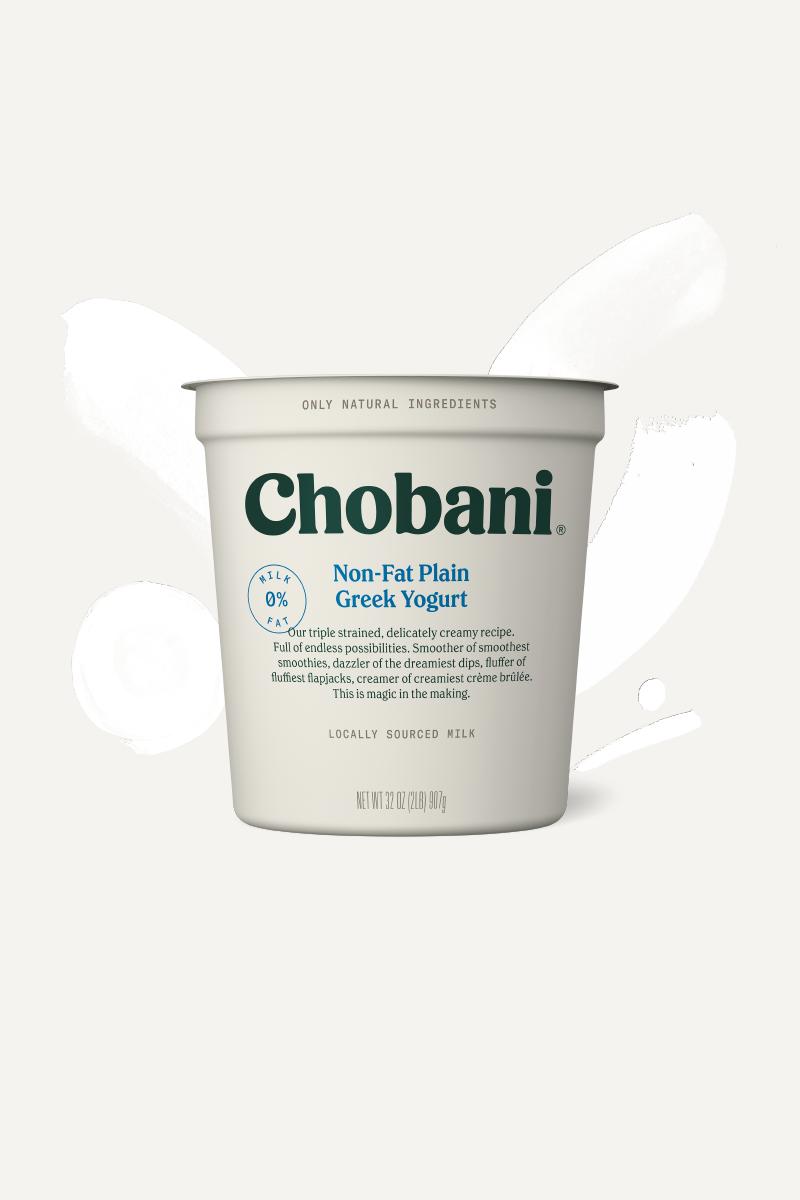 greek | plain | non-fat | chobani®