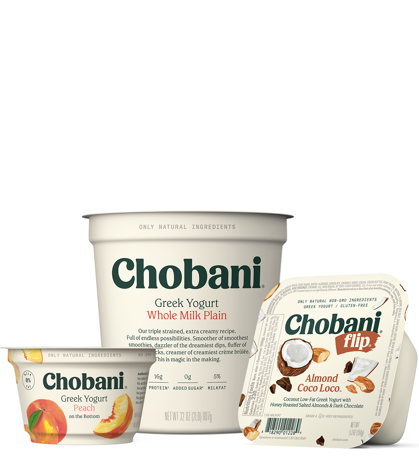 Products   Chobani Foodservice