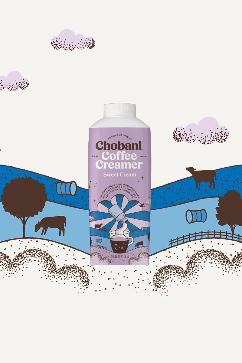 Coffee Creamer | Sweet Cream | Chobani®